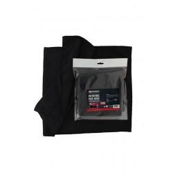 Microfibre Maxi black