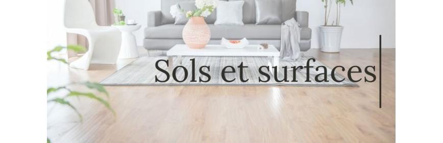 Sols et surfaces